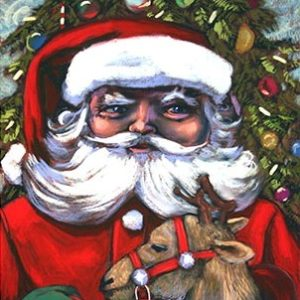 Santa - King Of The Elves